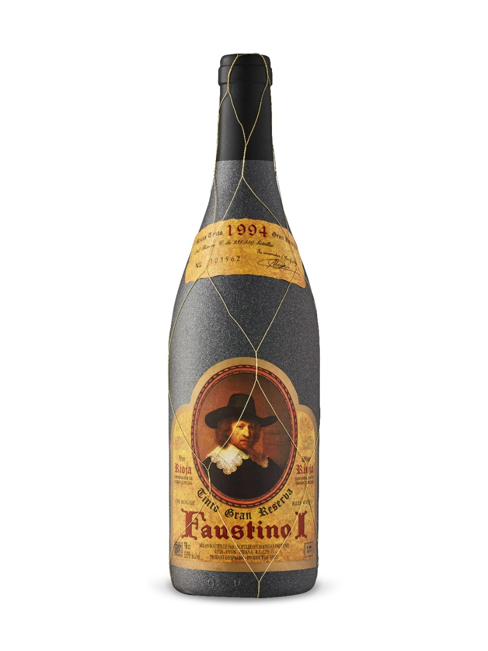 Image for Faustino I Gran Reserva 1994 from LCBO