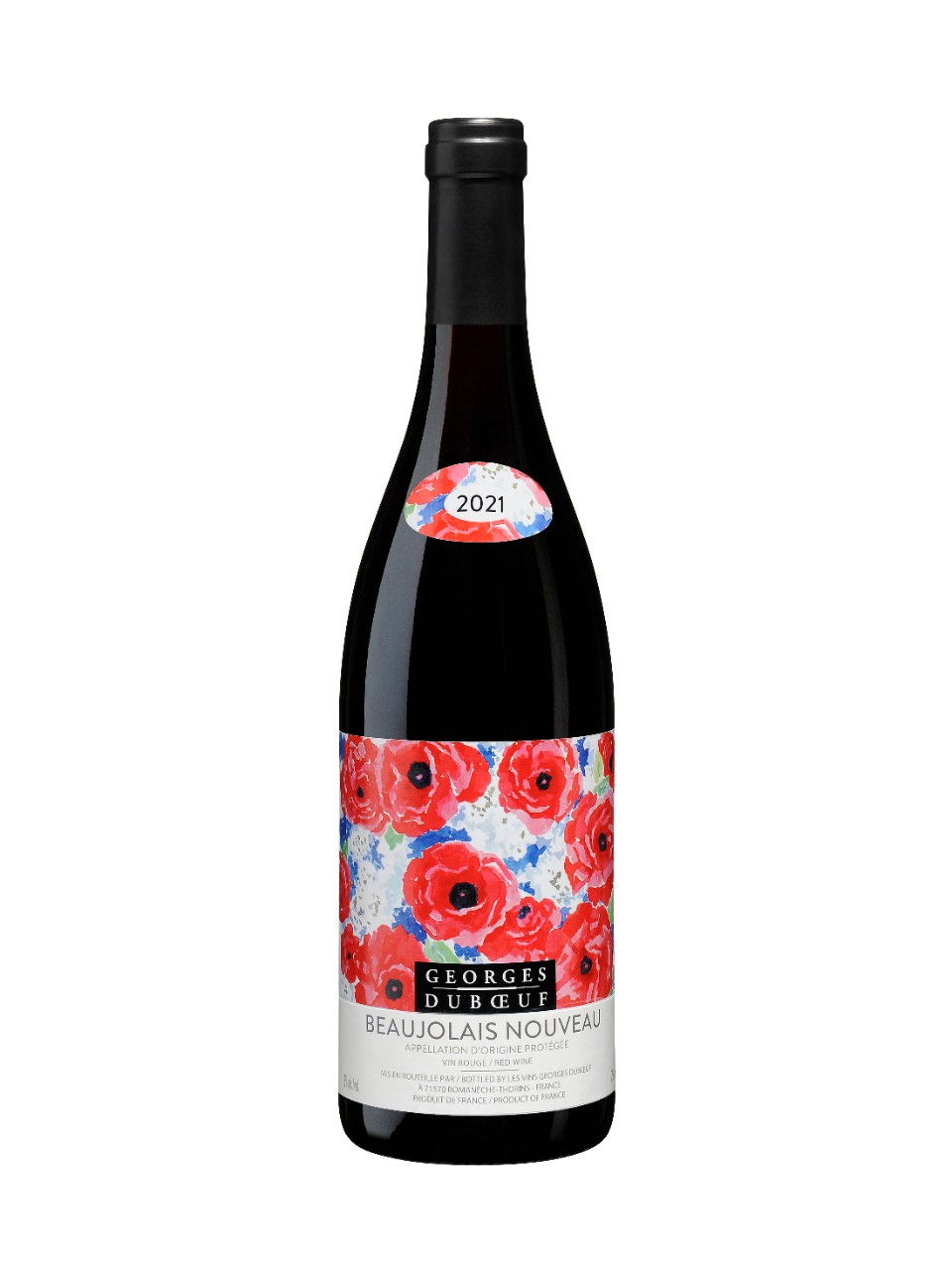 Image for Georges Duboeuf Beaujolais-Villages Nouveau 2018 from LCBO