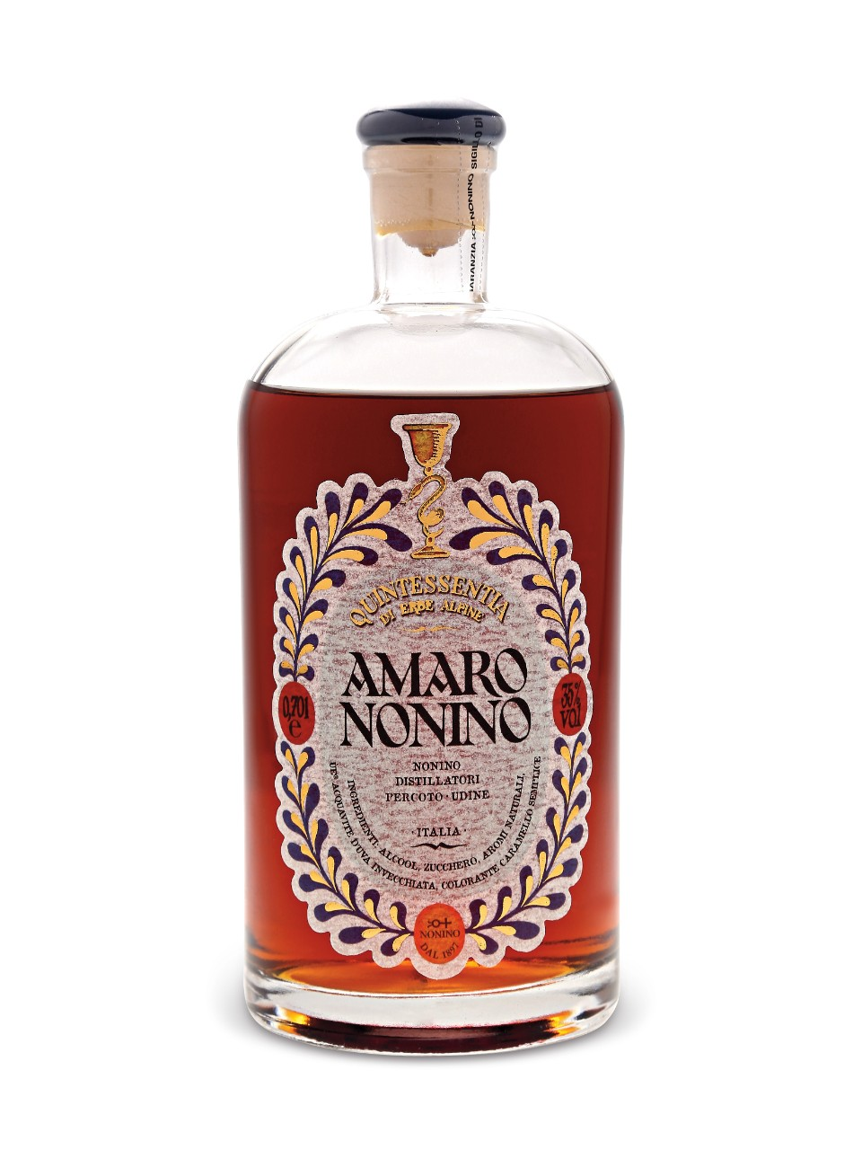 Image for Nonino Quintessentia Amaro from LCBO