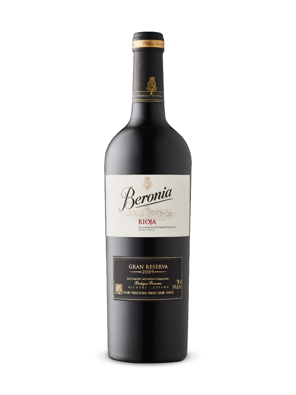 Image for Beronia Gran Reserva 2009 from LCBO