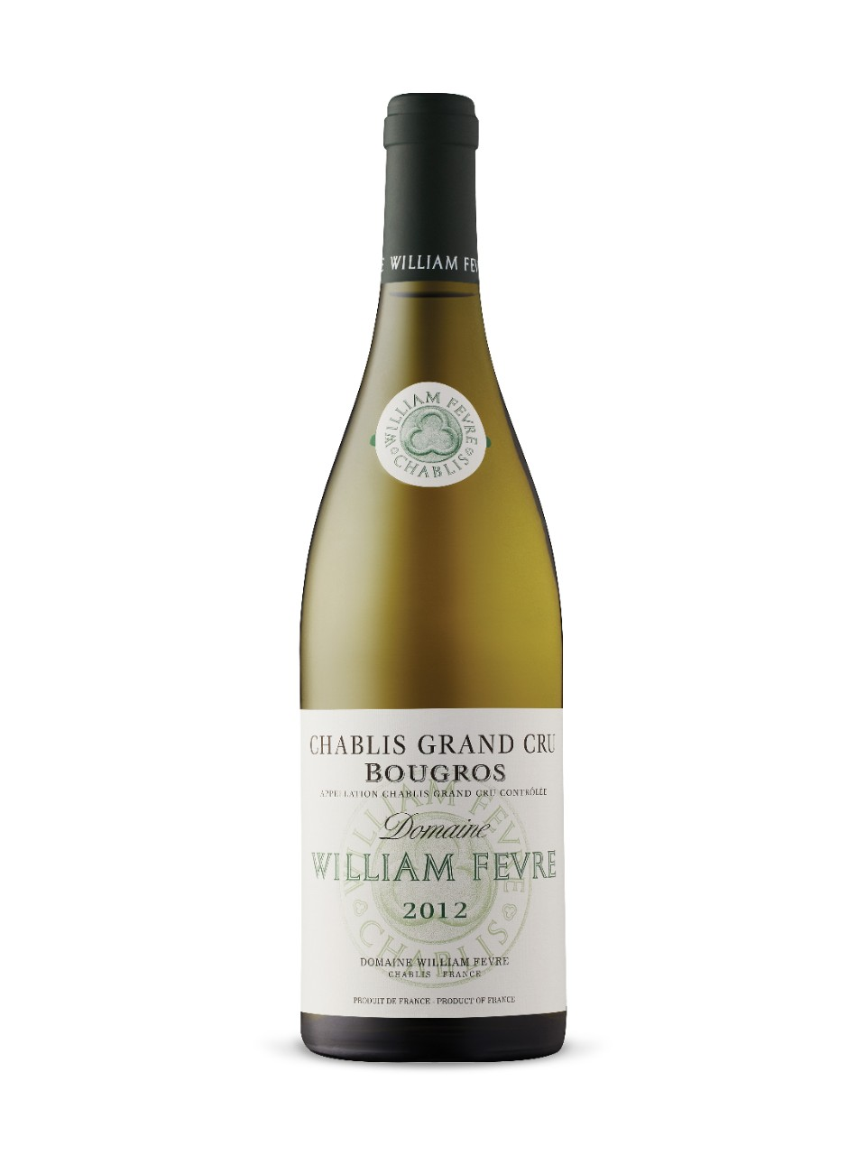 Image for Domaine William Fèvre Bougros Chablis Grand Cru 2017 from LCBO