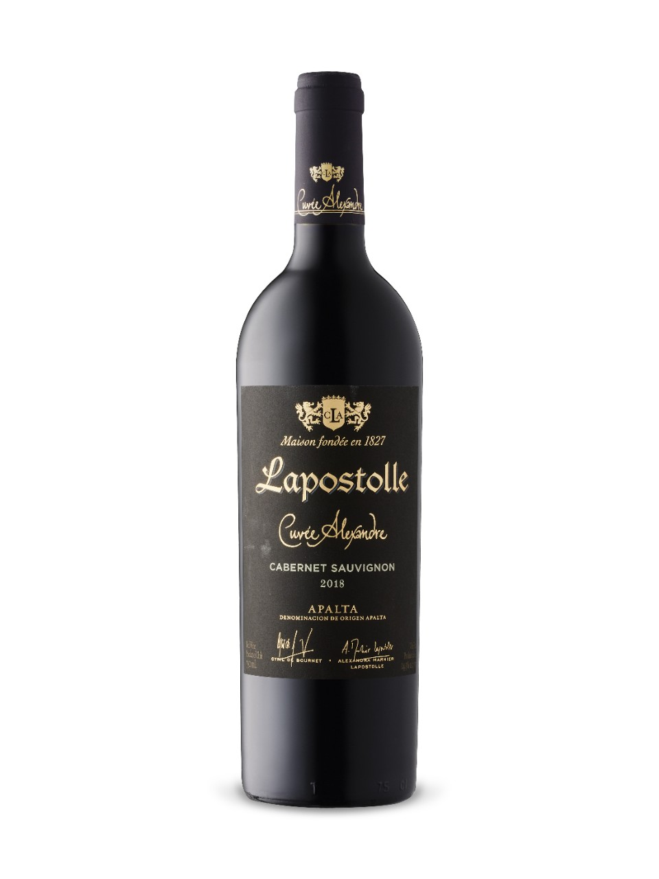 Image for Lapostolle Cuvée Alexandre Cabernet Sauvignon 2015 from LCBO