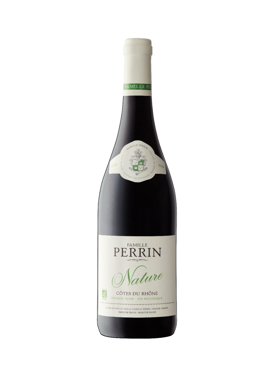 Image for Famille Perrin Nature Côtes du Rhône 2016 from LCBO
