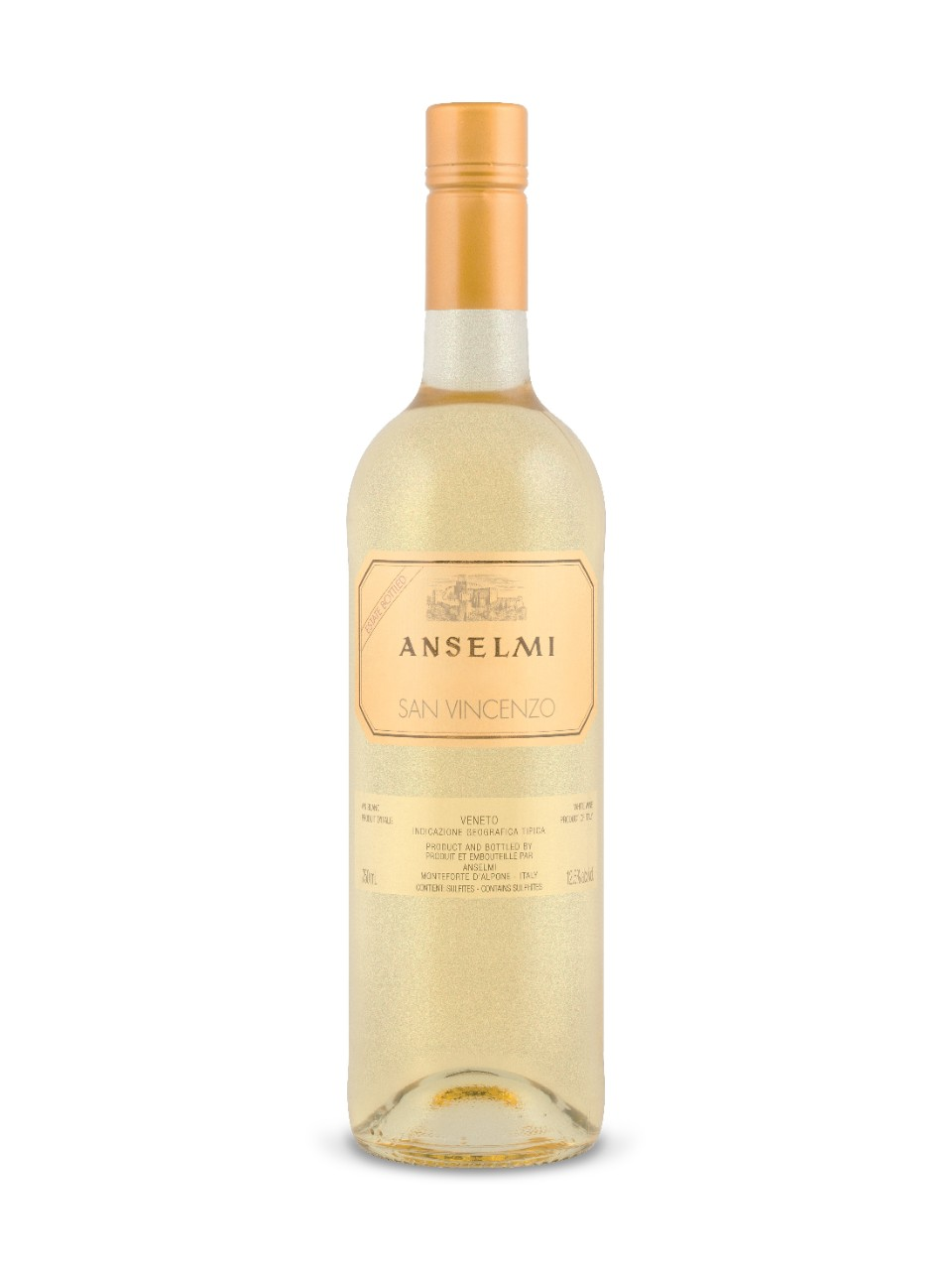 Anselmi San Vincenzo from LCBO