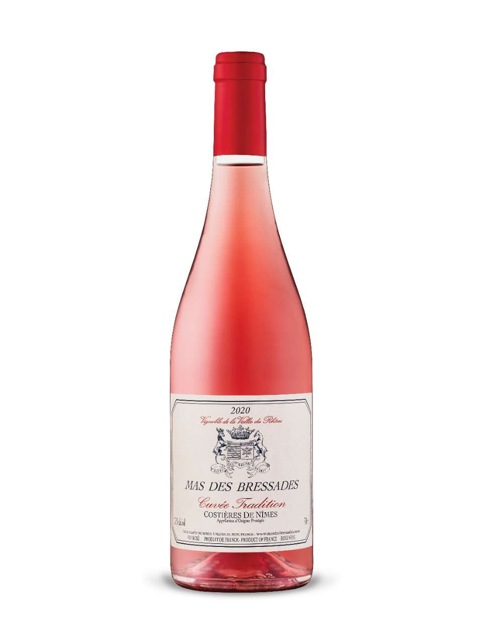 Image for Mas des Bressades Cuvée Tradition Rosé 2018 from LCBO