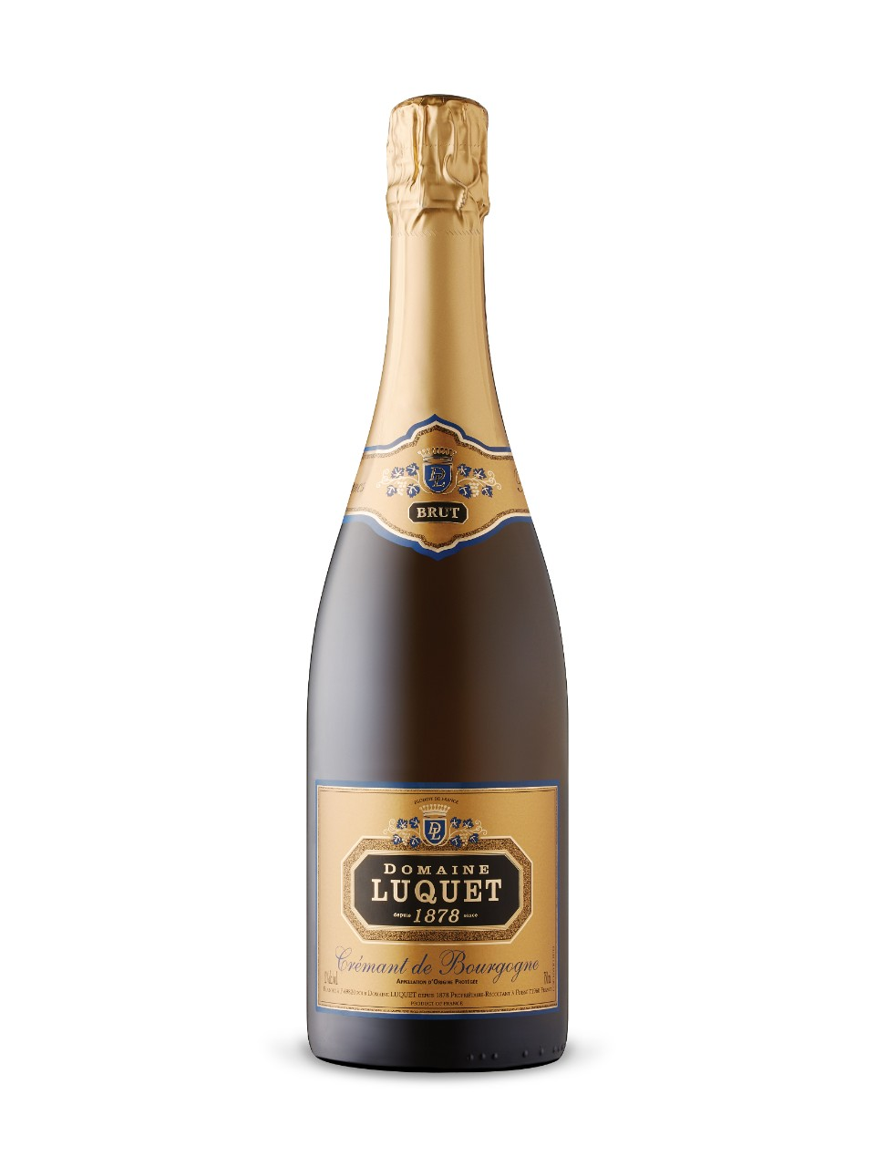Image for Domaine Luquet Crémant de Bourgogne from LCBO