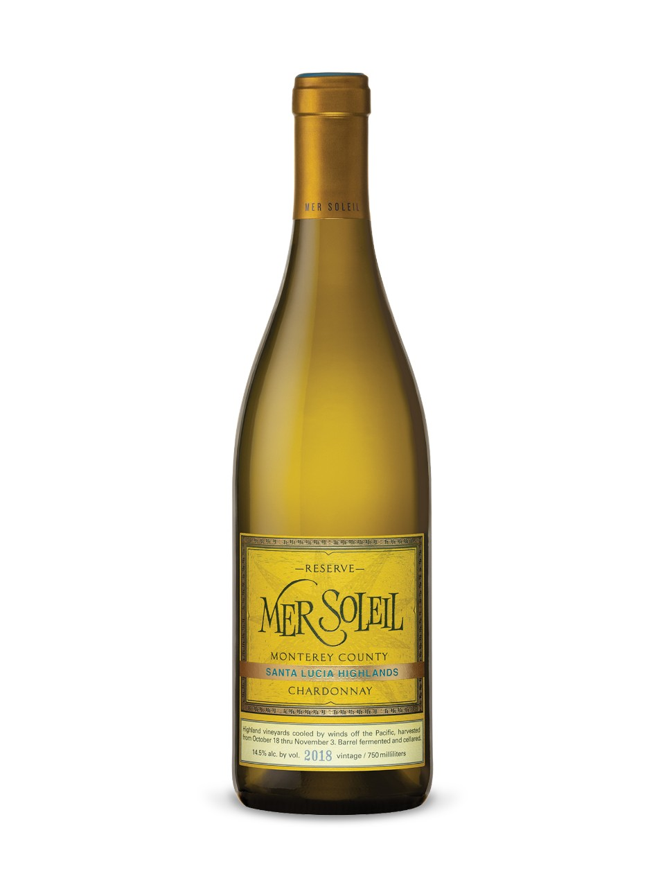 Image for Mer Soleil Reserve Chardonnay from LCBO