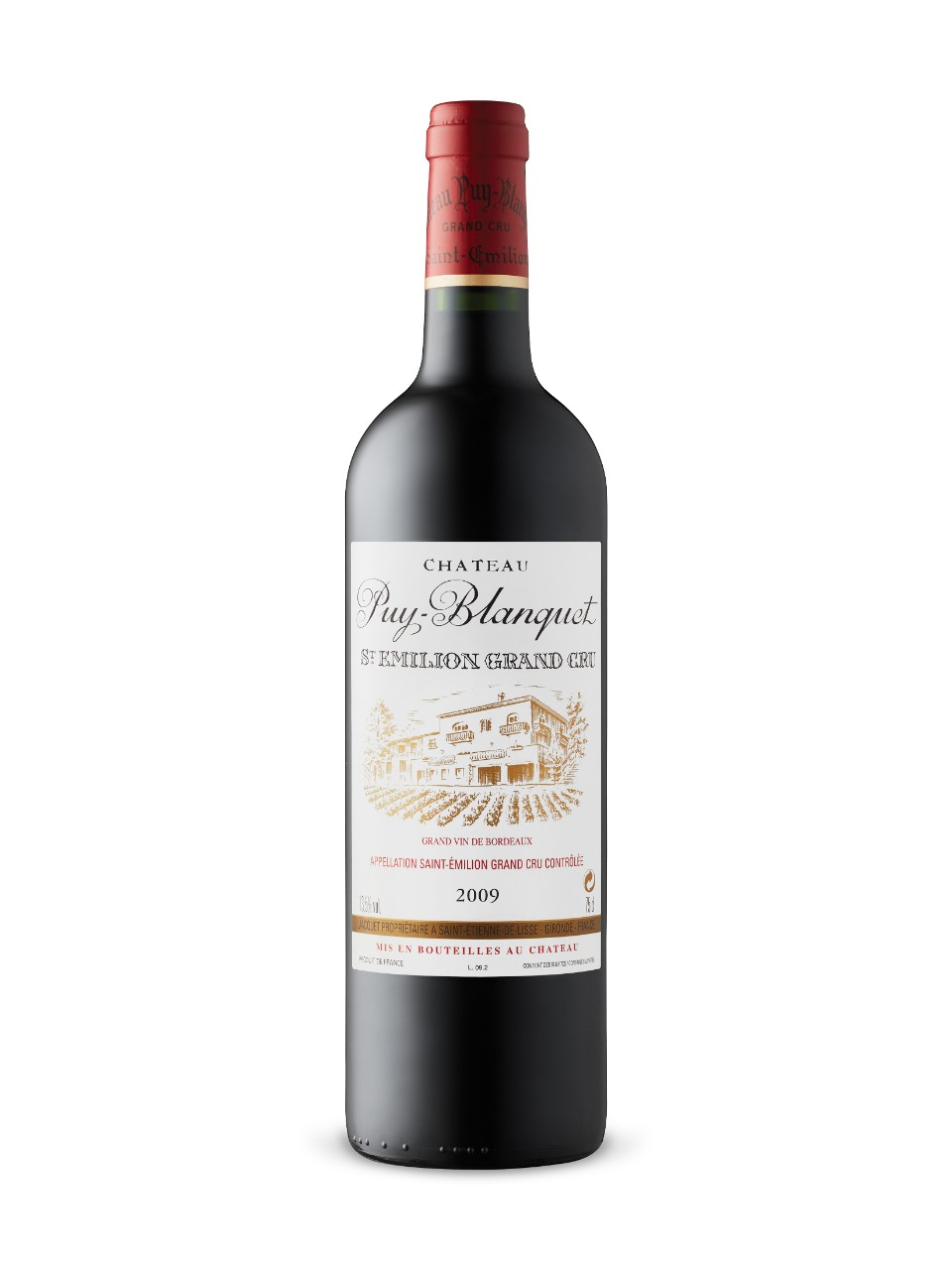 Image for Château Puy-Blanquet 2009 from LCBO