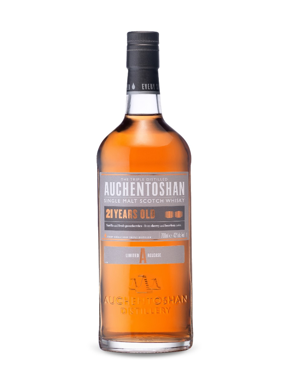 Image for Auchentoshan 21 Year Old Single Malt Scotch Whisky from LCBO