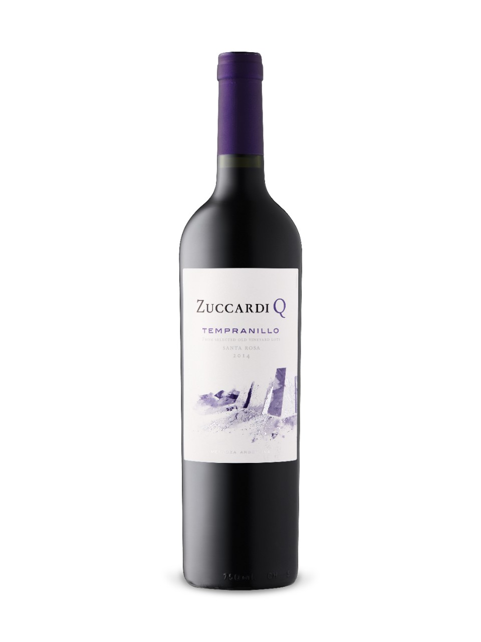 Image for Zuccardi Q Tempranillo 2014 from LCBO