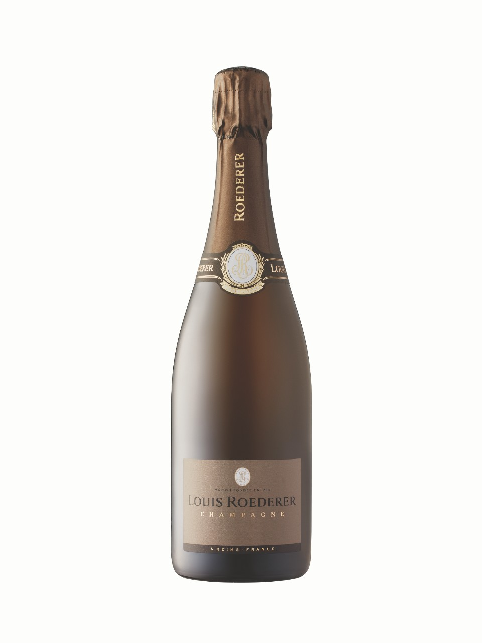 Image for Louis Roederer Brut Champagne 2012 from LCBO