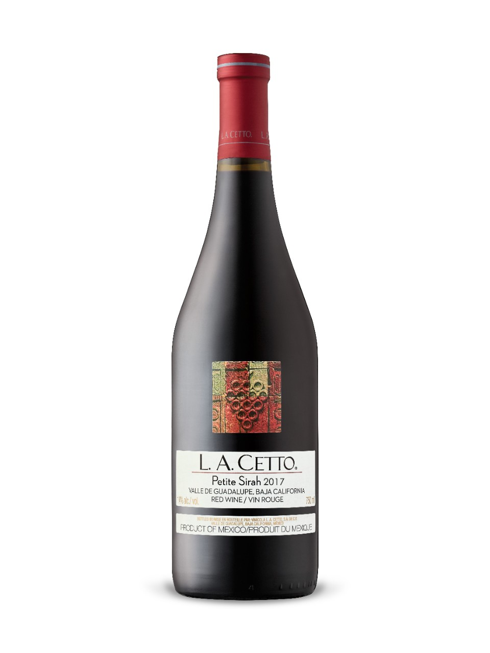 Image for L.A. Cetto Petite Sirah 2016 from LCBO