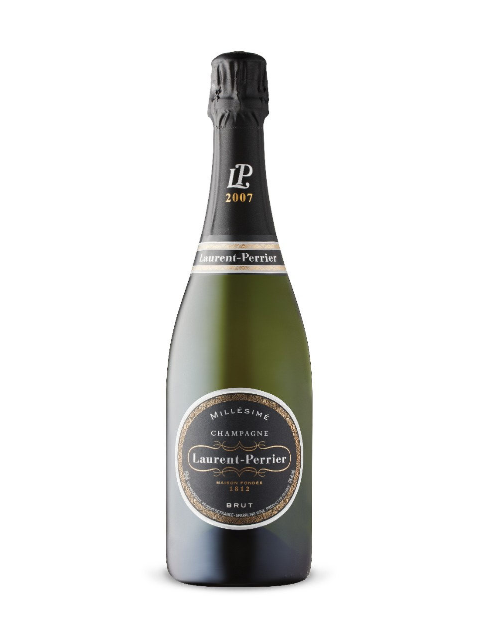 Image for Laurent-Perrier Brut Millésimé Champagne 2007 from LCBO
