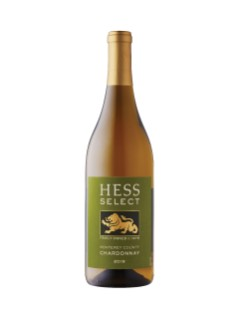 Hess Select Monterey County Chardonnay 2014