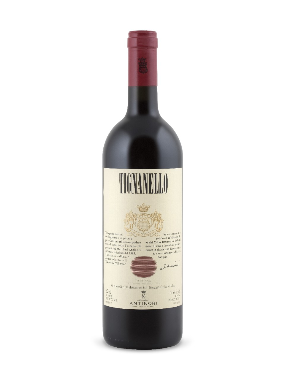 Image for Tignanello from LCBO