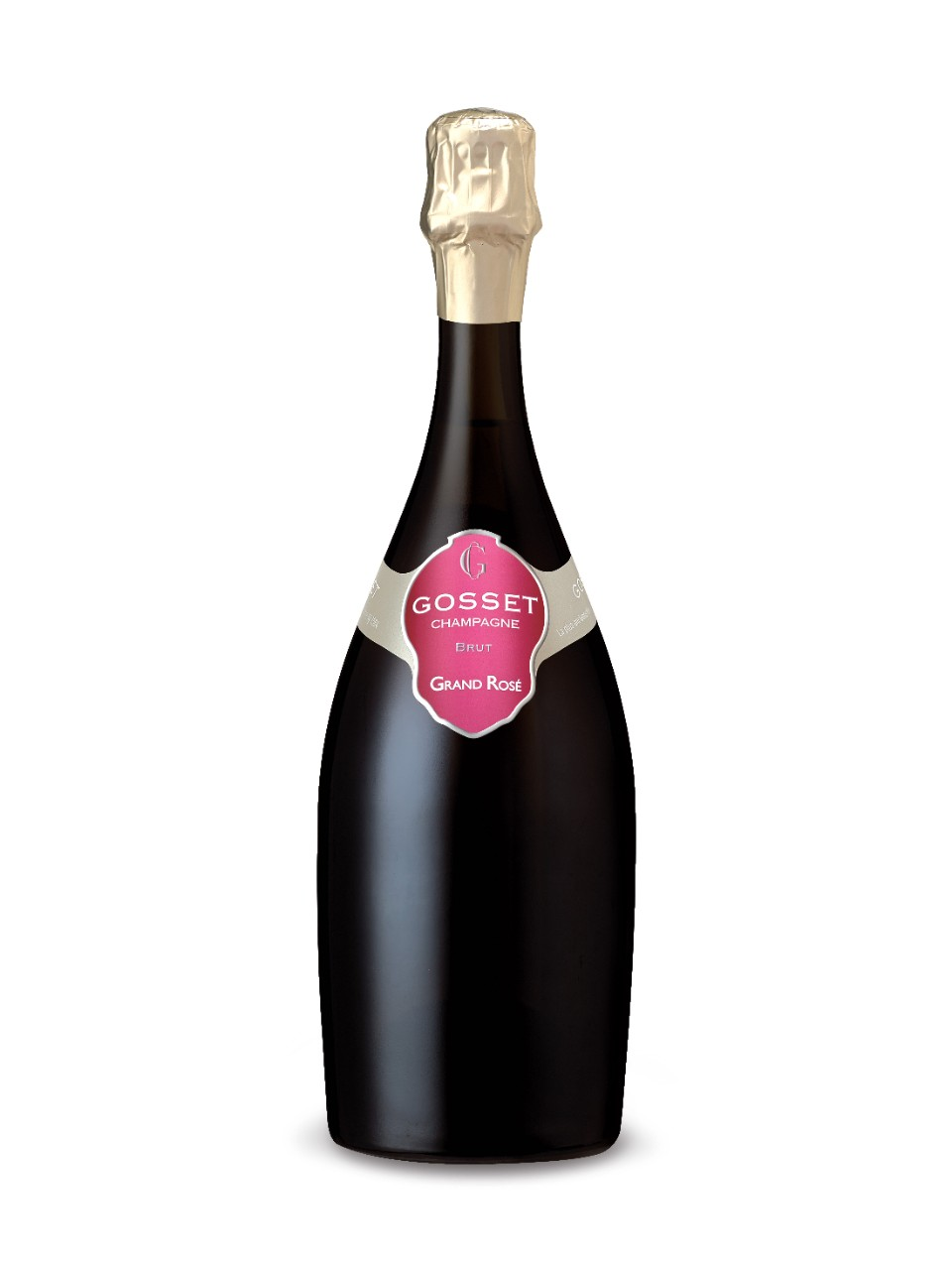 Image for Gosset Grand Rosé Brut Champagne from LCBO