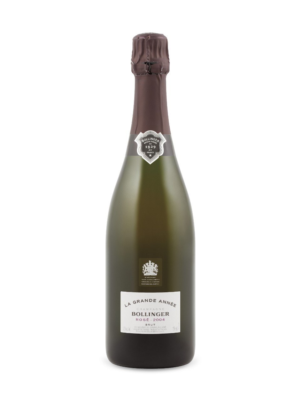 Bollinger la grande ann e brut ros champagne 2005 lcbo for What is rose champagne