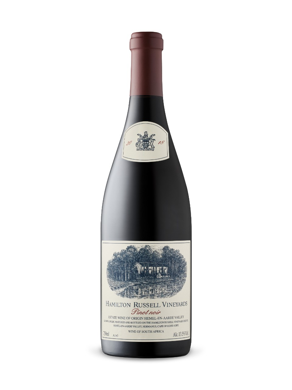 Image for Hamilton Russell Pinot Noir 2017 from LCBO