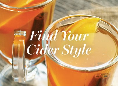 Find Your Cider Style