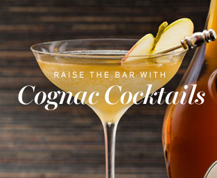 Raise the Bar with Cognac Cocktails