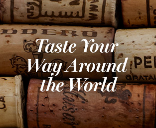 Taste Your Way Around the World