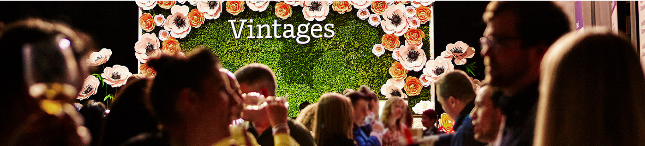 Vintages is ... Tasting Events