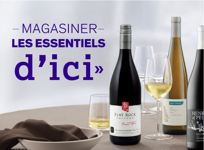 Magasiner d'ici