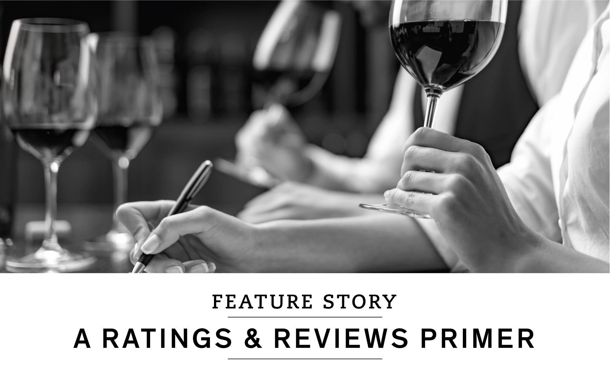 Feature story: A Ratings & Reviews Primer