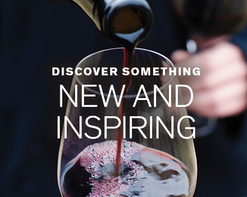 Discover something new and inspiring
