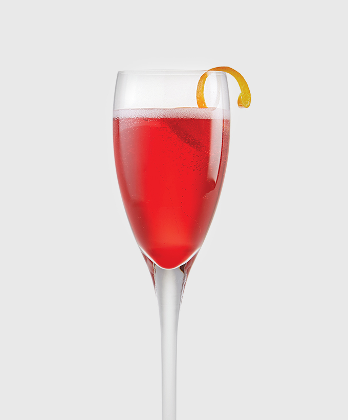 The Kir Royale