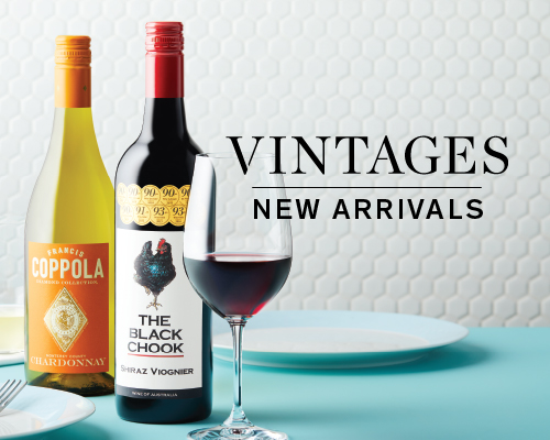 Vintages New Arrivals