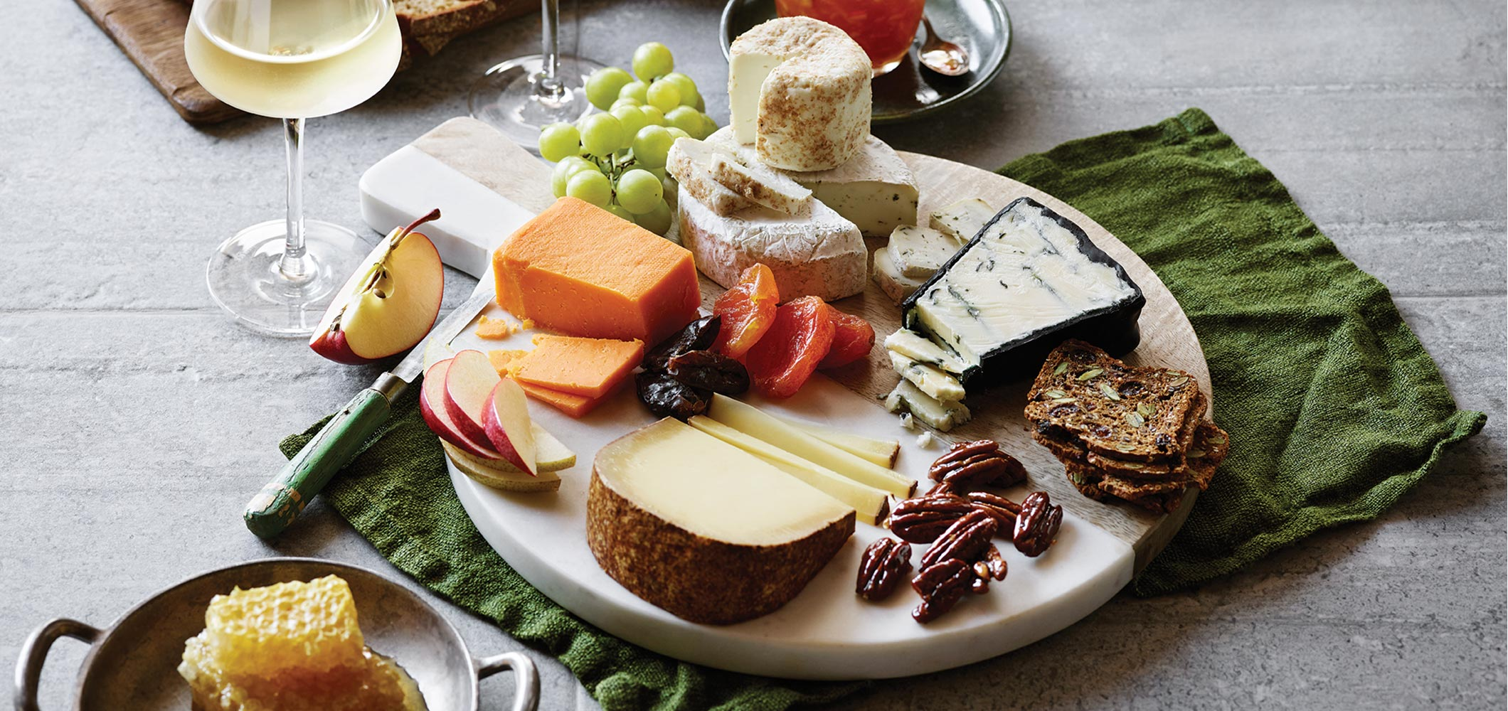 Ontario Cheese Board