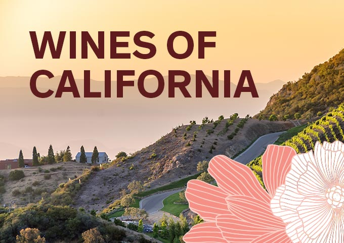 Shop Wines of California