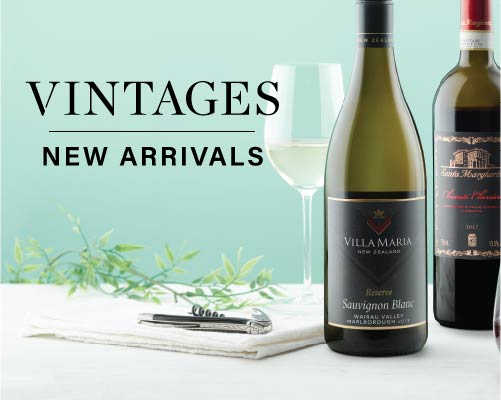 Shop New Vintages Release
